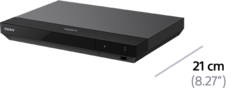 Picture of 4K Ultra HD Blu-ray™ Player | UBP-X700 with High Resolution Audio