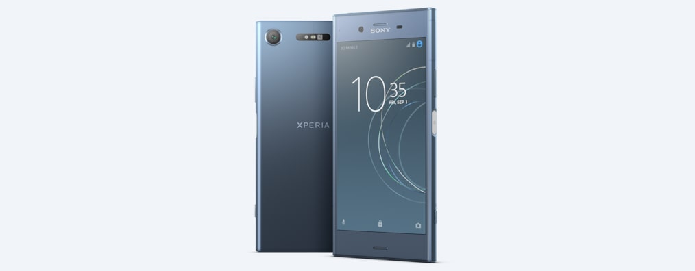 "Images of Xperia XZ1 -5.2"" Full HD HDR display 