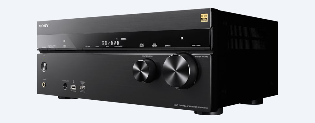 Images of 7.2ch Home Theatre AV Receiver | STR-DN1060