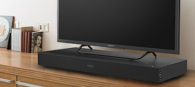 Picture of 2.1ch TV Base Speaker with Bluetooth® technology