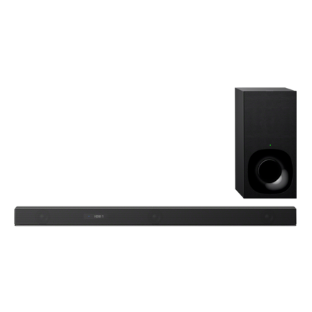 Picture of 3.1ch Dolby Atmos®/ DTS:X™ Soundbar with Wi-Fi/Bluetooth® technology | HT-ZF9
