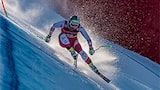 francis bompard sony alpha 9 athlete during a skiing race