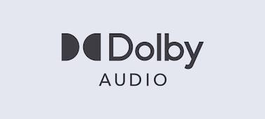 Dolby Audio logo
