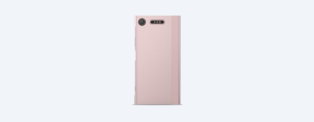 Images of Xperia XZ1 Style Cover Touch SCTG50
