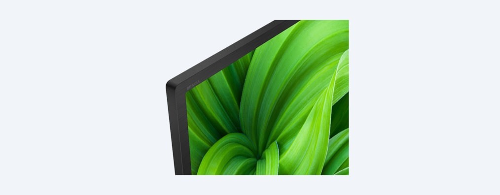 W800 BRAVIA TV frame detail