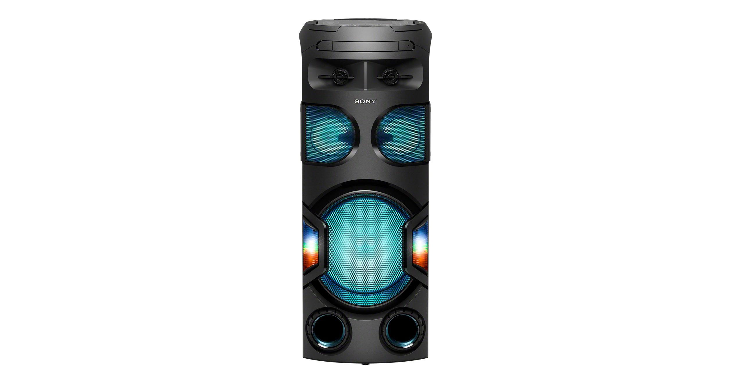 34e5a03b9b6 MHC-V72D Wireless Speaker with 360° Bass Sound
