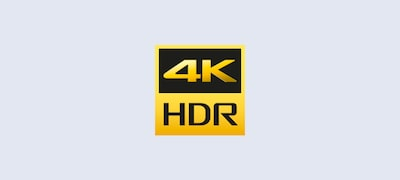 4K HDR icon