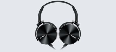 Picture of MDR-XB450BV EXTRA BASS™ Headphones