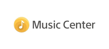 Sony | Music Center logo.