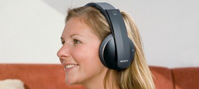 Picture of MDR-DS6500 Digital Surround Wireless Headphones
