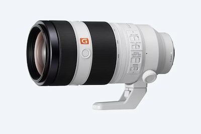 FE 100-400mm G Master super-telephoto zoom lens