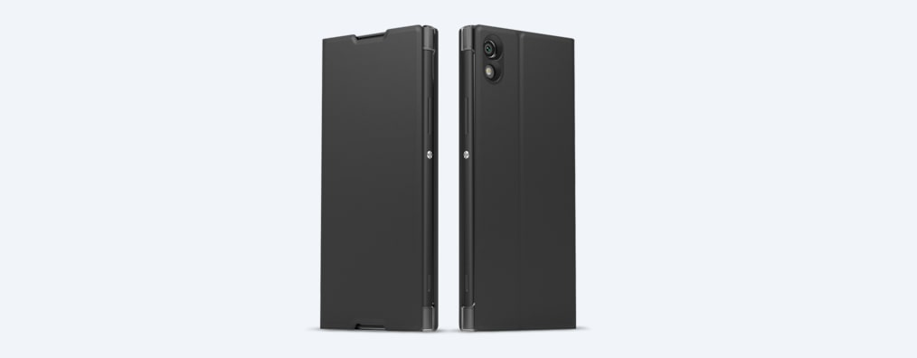 Images of Style Cover Stand SCSG30 for Xperia XA1