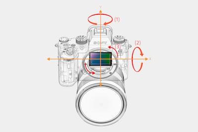 a9 full frame mirrorless camera with cmos sensor