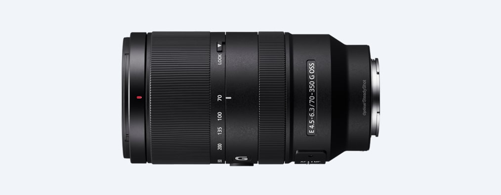 Images of E 70-350mm F4.5-6.3 G OSS