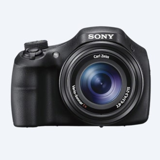 Picture of HX300 Camera with 50x Optical Zoom