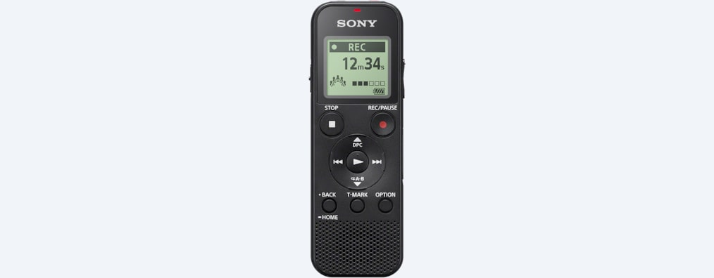 Images of PX370 Mono Digital Voice Recorder PX Series