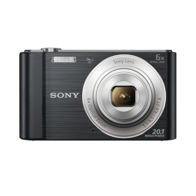 Picture of W810 Compact Camera with 6x Optical Zoom