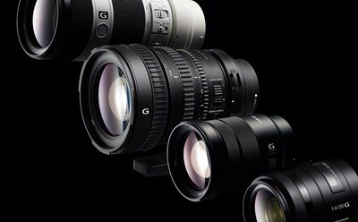 Sony G-lenses