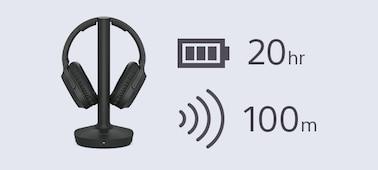 Picture of MDR-RF895RK RF Wireless Headphones