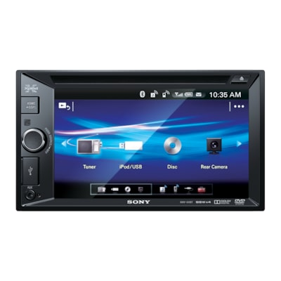 Picture of In-Car Touchscreen Multimedia System