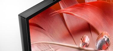 Close-up image of Flush Surface design