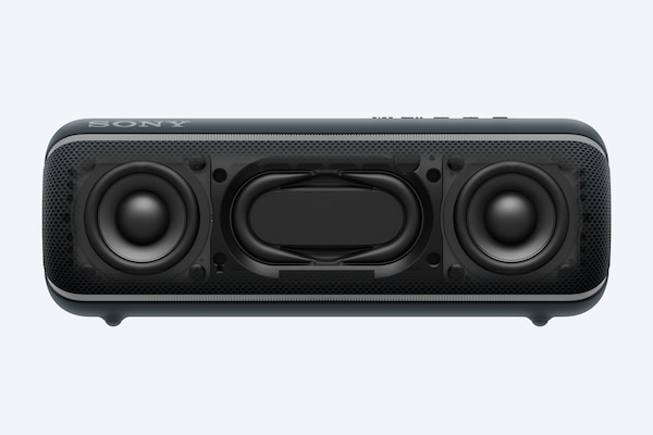 Dual 48mm speaker unit
