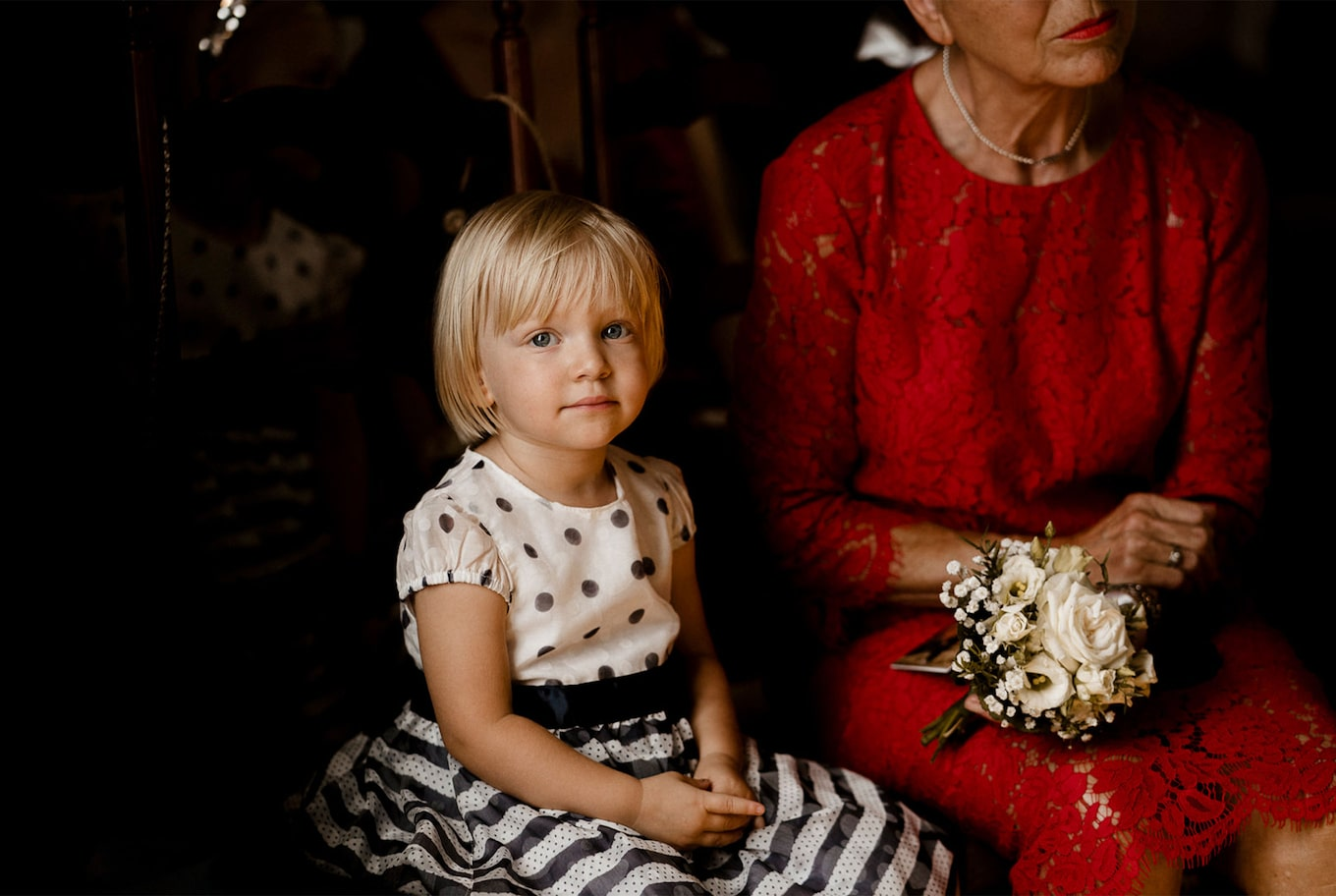yannick zurfluh sony alpha 9 little girl in a black and white dress