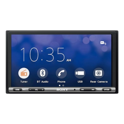Picture of 17.6 cm (6.95 inch) Apple CarPlay/Android Auto™ DAB Receiver