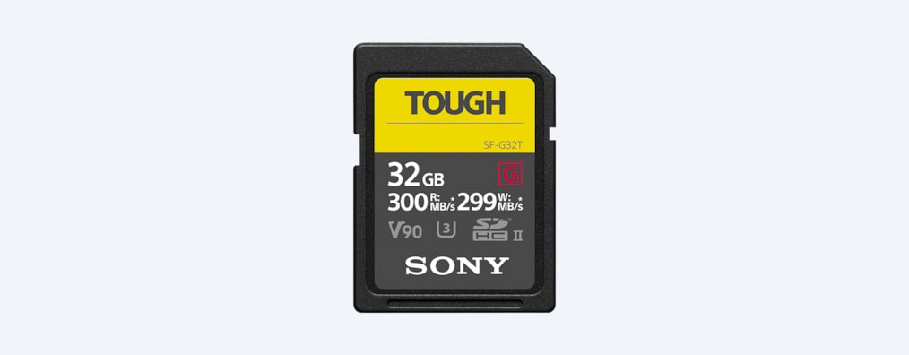 Images of SF-G series TOUGH specification