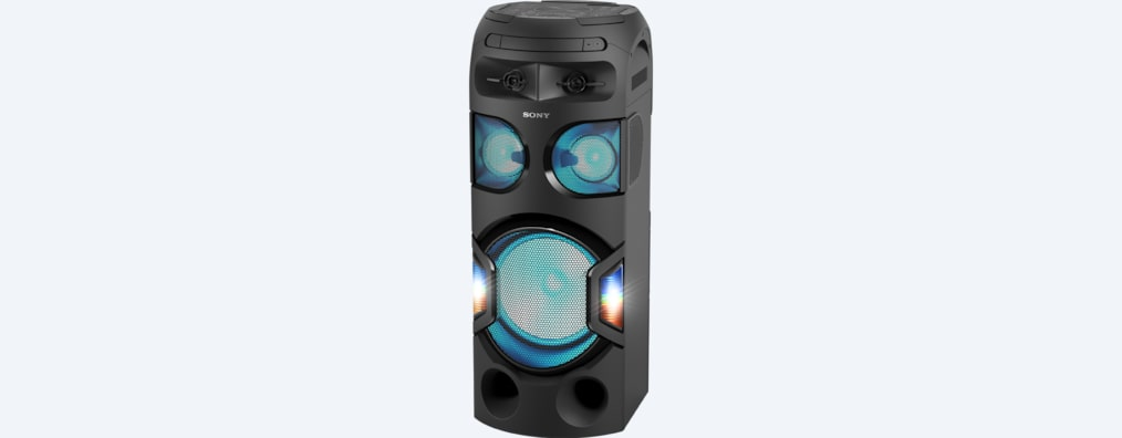 Images of V71D High Power Audio System with BLUETOOTH® Technology