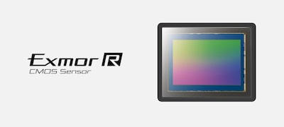 42.4MP full-frame Exmor R CMOS sensor