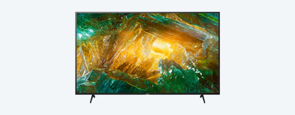XH80 BRAVIA Television front
