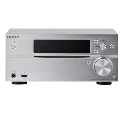 Picture of High-Resolution Audio CD Receiver with Bluetooth