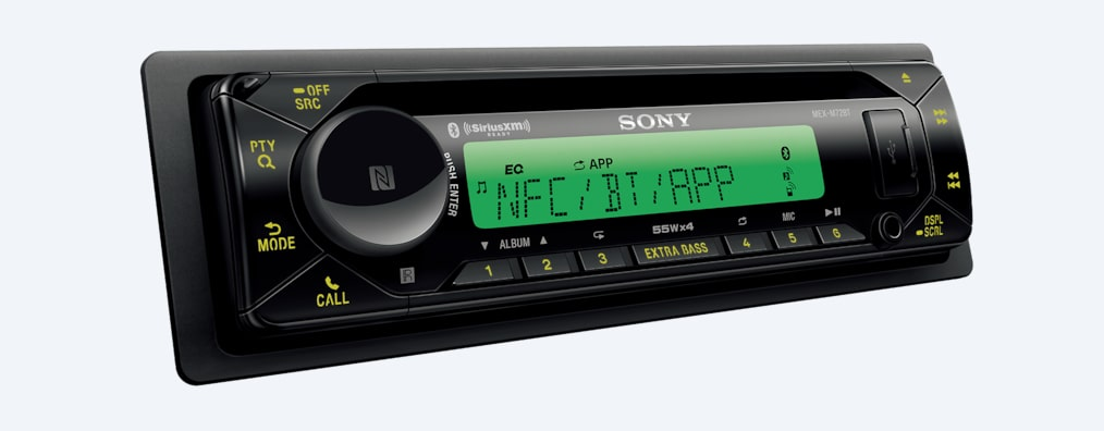 Images of Marine CD Receiver with BLUETOOTH® Wireless Technology