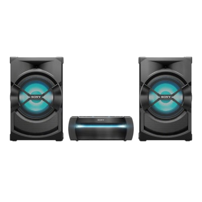 Picture of High Power Home Audio System with DVD